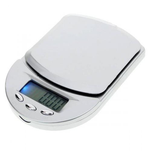 Vrecková digitálna mikrováha - 100g/0.01g