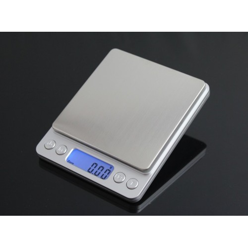 KL-i2000 digitálna váha do 500g s presnosťou 0,01g