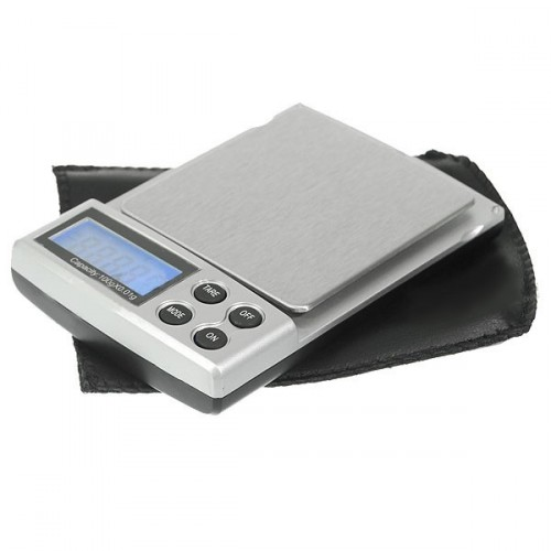 Presná digitálna vreckový váha max 200g presnosť 0,01g