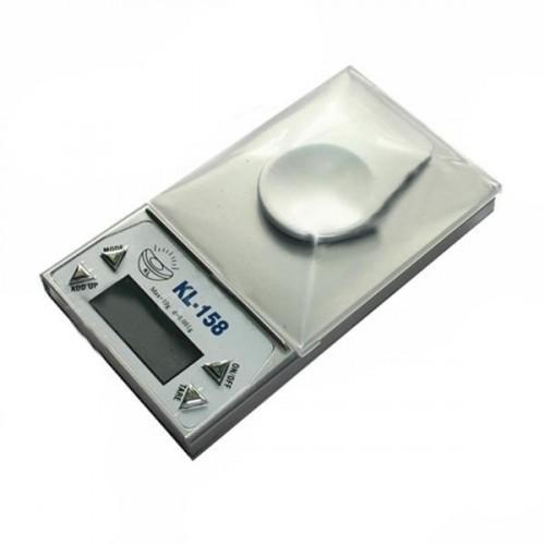 Veľmi presná digitálna mikrováha (10g max / rozlíšenie 0.001g)