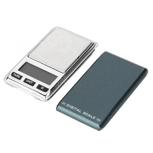 Vrecková digitálna mikrováha (max 500g / rozlíšenie 0.01g)
