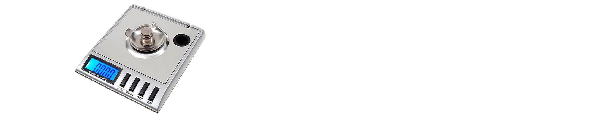 Veľmi presná digitálna mikrováha (20g max / rozlíšenie 0.001g)